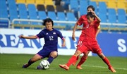 ASIAD 17: Tuyển nữ Việt Nam thua Nhật Bản 0-3