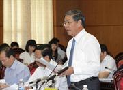 Cử tri tâm đắc câu hỏi chất vấn Bộ trưởng Bộ Tài nguyên và Môi trường