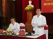 Xây dựng tổ chức Đảng tại các Tòa án trong sạch, vững mạnh