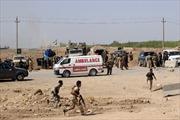 Iraq chiếm lại cửa khẩu chiến lược từ IS
