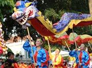 Đặc sắc múa rồng mừng 60 năm Giải phóng Thủ đô