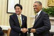 Nhật - Mỹ họp thượng đỉnh bên lề hội nghị APEC