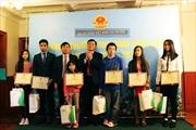 Tôn vinh học sinh, sinh viên Việt Nam xuất sắc tại Séc