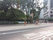 Hong Kong mất khách du lịch vì biểu tình