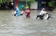 Quảng Nam: Mưa diện rộng, nguy cơ sạt lở núi và lũ quét