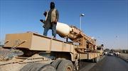 IS ủ mưu mua bí mật hạt nhân Iran, xây kênh đào xuyên UAE