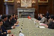 Đoàn đại biểu cấp cao TP Hồ Chí Minh thăm và làm việc tại Nhật Bản