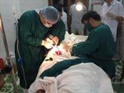 Bệnh viện Bạch Long Vỹ cứu sống bệnh nhân đa chấn thương