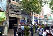 Cháy khách sạn, một người nước ngoài tử vong
