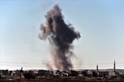 Syria: Liên quân không kích gần Kobane