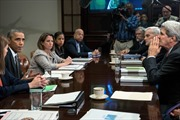 Ngăn Ebola, Mỹ kiểm tra thân nhiệt tại 5 sân bay