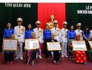 Đồng Tháp trao tặng và truy tặng Danh hiệu 'Bà mẹ Việt Nam anh hùng'
