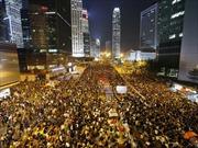 Hàng nghìn người biểu tình Hong Kong lại ùa ra đường