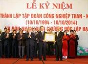 Chủ tịch Quốc hội dự lễ kỷ niệm thành lập Tập đoàn Than – Khoáng sản