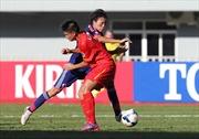 U19 Việt Nam thua trận thứ 2 liên tiếp