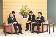 Việt Nam-Nhật Bản tăng cường hợp tác toàn diện