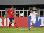VCK U19 châu Á: Hàn Quốc và Trung Quốc chia điểm
