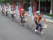 """Chương trình đi xe đạp """"Vì môi trường và giao thông đô thị"""""""