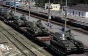 Nga lệnh rút binh sỹ khỏi biên giới với Ukraine