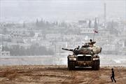 EU viện trợ gần 5 triệu USD cho người tị nạn Kobane