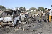 Đánh bom gây thương vong lớn tại Somalia
