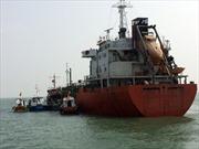 Công an vào cuộc điều tra vụ tàu Sunrise 689 bị cướp
