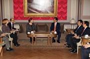 Tiếp tục các hoạt động của Thủ tướng tại Vương quốc Bỉ