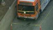 Hỗn loạn trên xe buýt Mỹ vì hành khách tuyên bố mắc Ebola