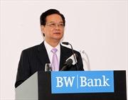 Thủ tướng kêu gọi doanh nghiệp Đức tiếp tục đầu tư tại Việt Nam