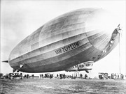 590 chuyến bay của khí cầu Graf Zeppelin