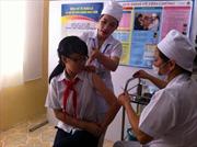 Triển khai chiến dịch tiêm vắcxin sởi - rubella