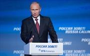 Tổng thống Putin: Cô lập Nga là mục tiêu phi lý và ảo tưởng