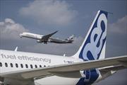 Hàng không Ấn Độ đặt mua 250 máy bay Airbus