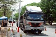 """Cảnh sát Nam Định trả lời tin """"nhận cò"""" cho xe quá tải né trạm cân"""