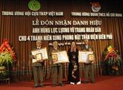 Bốn cựu TNXP nhận danh hiệu Anh hùng