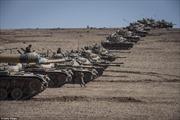 Thổ Nhĩ Kỳ tăng cường lực lượng dọc biên giới với Syria