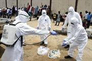 Anh cử thêm nhân viên tới Sierra Leone đối phó Ebola