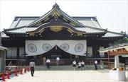 Thủ tướng Nhật Bản gửi đồ lễ tới đền Yasukuni