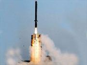 Ấn Độ thử thành công tên lửa hành trình