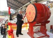 Tổng Bí thư Nguyễn Phú Trọng dự Lễ khai giảng Học viện An ninh nhân dân