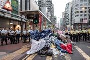 Cảnh sát Hong Kong bắt 26 người biểu tình ở Mong Kok