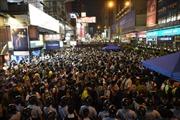 Tiếp tục xảy ra đụng độ ở Hong Kong