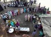 Lính Ấn Độ, Pakistan lại đấu súng ở biên giới
