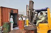 Chính phủ chỉ đạo xử lý dầu độc ở Quảng Ninh