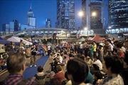 Chính quyền Hong Kong và sinh viên biểu tình kết thúc cuộc đối thoại đầu tiên