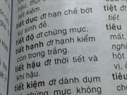 Nhà xuất bản Trẻ nhận trách nhiệm vụ từ điển 'nhảm'