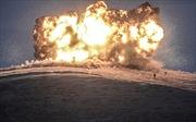 Mỹ nhồi lửa cứ điểm của IS trên đồi Kobane