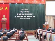 Tỉnh ủy Bắc Ninh tập huấn công tác nội chính và phòng chống tham nhũng