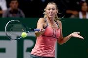 Sharapova bị loại ngay từ vòng bảng WTA Finals