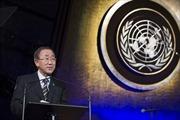 TTK Ban Ki-moon: LHQ là tổ chức cần thiết hơn bao giờ hết